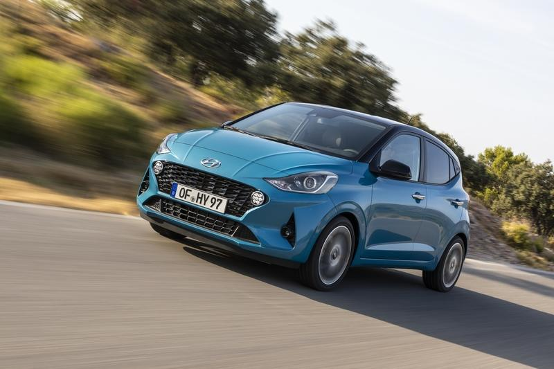 The 2019 Hyundai i10 Is So Cute That You Just Want to Pet It