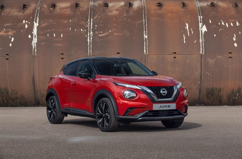 2019 Nissan Juke arrives with updated design, new platform and roomier interior Exterior - image 859518