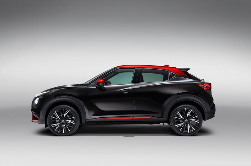 2019 Nissan Juke arrives with updated design, new platform and roomier interior