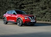2019 Nissan Juke arrives with updated design, new platform and roomier interior - image 859502