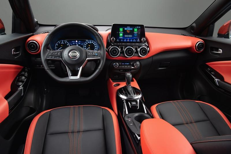 2019 Nissan Juke arrives with updated design, new platform and roomier interior Interior - image 859531