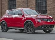 2019 Nissan Juke arrives with updated design, new platform and roomier interior - image 859554