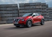 2019 Nissan Juke arrives with updated design, new platform and roomier interior - image 859505