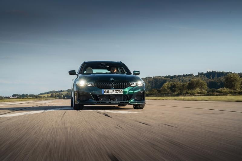 2020 Alpina B3 Touring is here to cull your BMW M3 Wagon craving