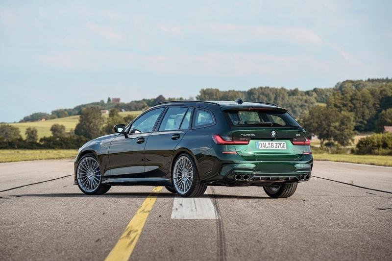 2020 Alpina B3 Touring is here to cull your BMW M3 Wagon craving Exterior - image 861130