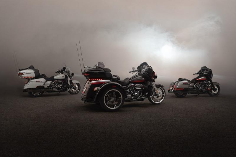 Harley-Davidson Launches New Models and New Technology for 2020
