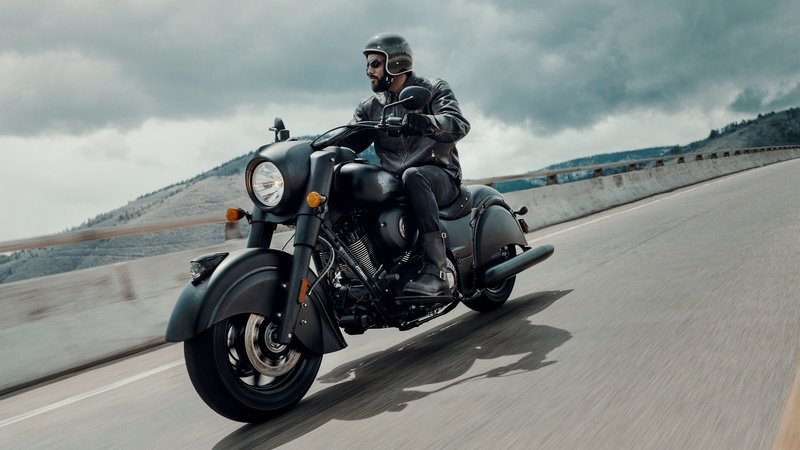 2020 Indian Chief Dark Horse