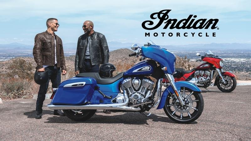 2020 Indian Chieftain Limited