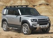 2020 Land Rover Defender looks a lot like the 2011 Land Rover DC100 concept - image 861697