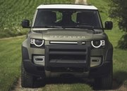2020 Land Rover Defender looks a lot like the 2011 Land Rover DC100 concept - image 861691