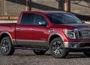 2020 Nissan Titan Debuts with more powerful V-8; Diesel engine discontinued - image 863734