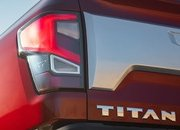 2020 Nissan Titan Debuts with more powerful V-8; Diesel engine discontinued - image 863645