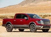 2020 Nissan Titan Debuts with more powerful V-8; Diesel engine discontinued - image 863631