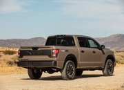 2020 Nissan Titan Debuts with more powerful V-8; Diesel engine discontinued - image 863663