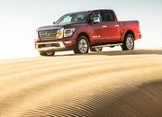 2020 Nissan Titan Debuts with more powerful V-8; Diesel engine discontinued - image 863686