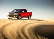 2020 Nissan Titan Debuts with more powerful V-8; Diesel engine discontinued - image 863687