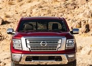 2020 Nissan Titan Debuts with more powerful V-8; Diesel engine discontinued - image 863635