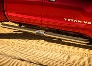 2020 Nissan Titan Debuts with more powerful V-8; Diesel engine discontinued - image 863691