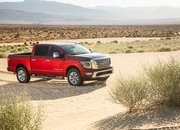 2020 Nissan Titan Debuts with more powerful V-8; Diesel engine discontinued - image 863694
