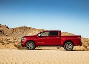 2020 Nissan Titan Debuts with more powerful V-8; Diesel engine discontinued - image 863696