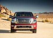 2020 Nissan Titan Debuts with more powerful V-8; Diesel engine discontinued - image 863701