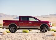 2020 Nissan Titan Debuts with more powerful V-8; Diesel engine discontinued - image 863718
