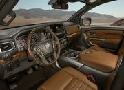 2020 Nissan Titan Debuts with more powerful V-8; Diesel engine discontinued - image 863638