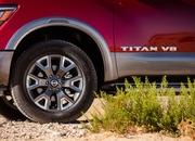 2020 Nissan Titan Debuts with more powerful V-8; Diesel engine discontinued - image 863721