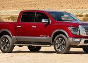 2020 Nissan Titan Debuts with more powerful V-8; Diesel engine discontinued - image 863733