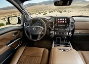 2020 Nissan Titan Debuts with more powerful V-8; Diesel engine discontinued - image 863630