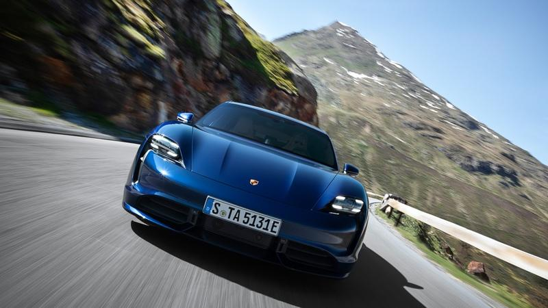 Porsche Taycan Quirks and Features Exterior - image 859453