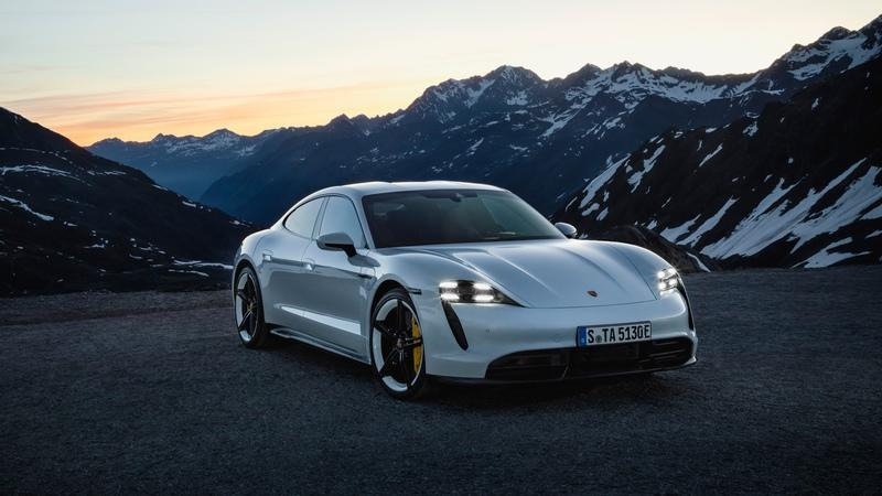Porsche Revealed The Taycan And It Is An Electric Game Changer