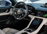 Porsche Taycan Walkaround - Your First Real Look at the Interior - image 859478