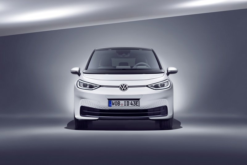 Is the 2020 ID 3 Volkswagen's Third Coming After the Golf and Beetle? - image 860397