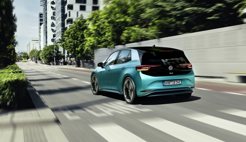 Is the 2020 ID 3 Volkswagen's Third Coming After the Golf and Beetle? - image 860409