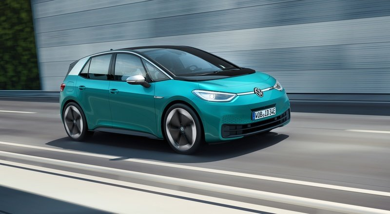 Is the 2020 ID 3 Volkswagen's Third Coming After the Golf and Beetle?