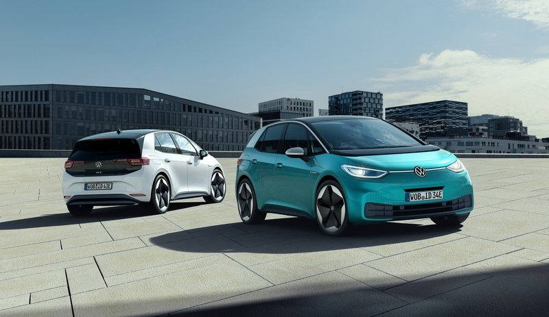 Is the 2020 ID 3 Volkswagen's Third Coming After the Golf and Beetle? - image 860420