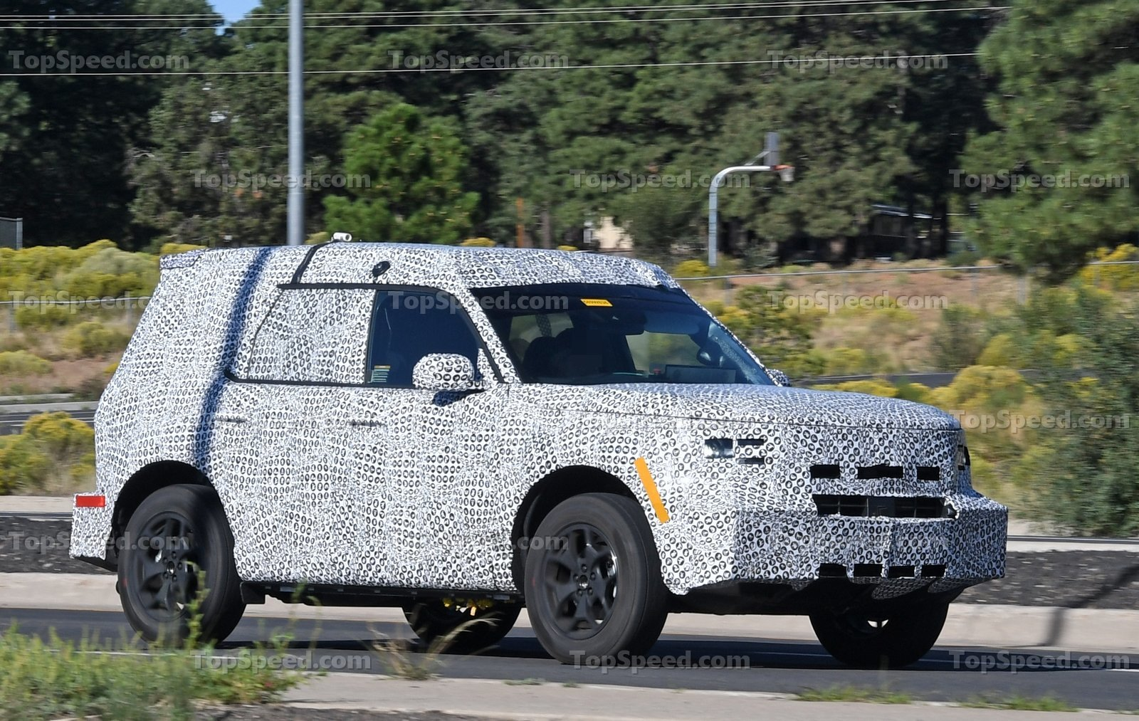 """New Jeep Renegade >> 2021 Ford Bronco II Aka """"Baby Bronco""""   Top Speed"""