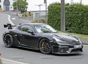 Can You Realistically Expect 500 Horsepower from the 2022 Porsche 718 Cayman GT4 RS? - image 862517