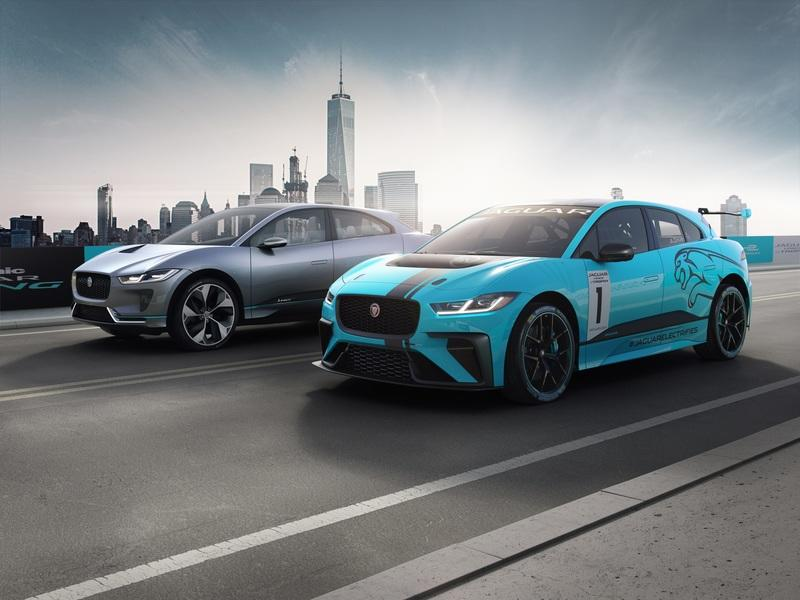 A Jaguar I-Pace SVR Will Happen, But The Question Is: When? Wallpaper quality - image 863341