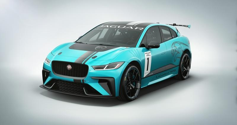 A Jaguar I-Pace SVR Will Happen, But The Question Is: When? Wallpaper quality - image 863343