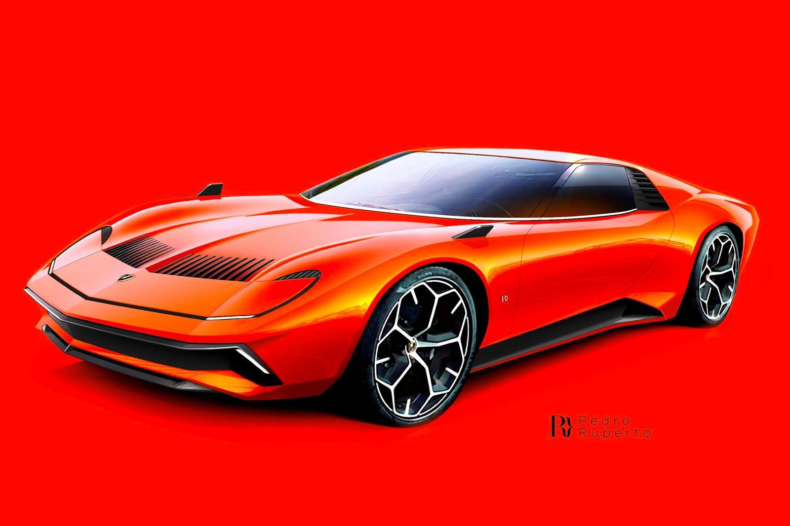 Ford New Cars >> A Modern Day Lamborghini Miura - Yay Or Nay? | Top Speed