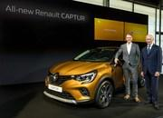 All-new 2019 Renault Captur bows in Frankfurt with new platform, plug-in hybrid variant - image 861404