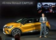 All-new 2019 Renault Captur bows in Frankfurt with new platform, plug-in hybrid variant - image 861405