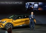 All-new 2019 Renault Captur bows in Frankfurt with new platform, plug-in hybrid variant - image 861406