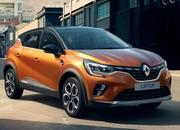 All-new 2019 Renault Captur bows in Frankfurt with new platform, plug-in hybrid variant - image 861447