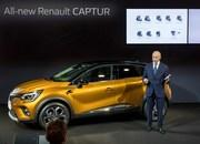All-new 2019 Renault Captur bows in Frankfurt with new platform, plug-in hybrid variant - image 861407
