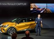 All-new 2019 Renault Captur bows in Frankfurt with new platform, plug-in hybrid variant - image 861403