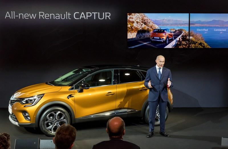 All-new 2019 Renault Captur bows in Frankfurt with new platform, plug-in hybrid variant