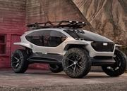 Audi Just Upped Its Go-Anywhere Game With the AI:TRAIL Concept - image 861059